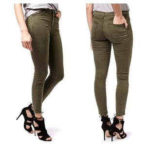 Topshop Moto Leigh Skinny Jeans Size W26